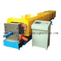 China Electrical 7.5KW Downspout Rain Spout Pipe Roll Forming Machine wholesale