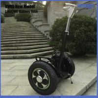 China Powerful Hub Motor 1600W Self Balancing Scooter With 2 Wheel , Li battery and Stopwatch wholesale