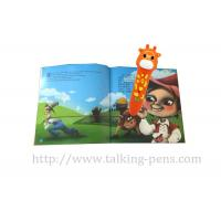 China Classic Fairy Tale Book Touch Reading Pen DIY Sounding Sticker Recording on sale