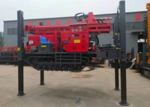 China Oem St 300 Meters Large Drilling ISO Borewell Rig Machine Equipment wholesale