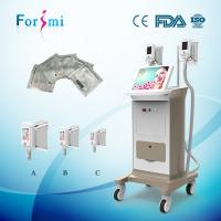 China Multi size 3 max cool shaping cryolipolysis device for whole body cryotherapy wholesale
