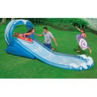 China INTEX INFLATABLE SURF 'N SLIDE WATER FUN PLAY CENTER POOL wholesale