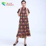 China Elegantes Embroidered Chinese Dress wholesale