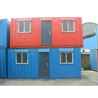 China 20 Size Metal Container Houses Durable Second Hand Storage Container Homes wholesale