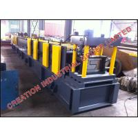 China Galvanised Steel Z Sections Purlin Panel Manufacturing Machine on sale