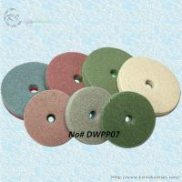 China Sponge (foam) Polishing Pads wholesale
