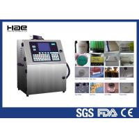 China Multi Language CIJ Inkjet Coding Machine 32 X 24 cm LED Display For Food Packaging Bags wholesale