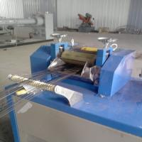 China Electrical Scraps Plastic Granules Machine With Single - Screw Extruder wholesale