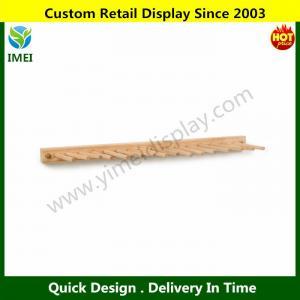 China Wood Stemware Holder, Natural YM6-081 wholesale