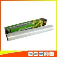 China 100% Safe Casting Processing Cling Film Wrap At Home FDA / EU Approved wholesale