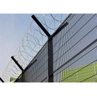 China Welded Security 358 Wire Mesh Fence wholesale