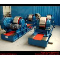 China Bolt-adjustable Welding Turning Rolls Tank Roller 100Ton For Vessel Seam Welding wholesale
