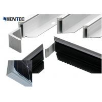 China 6063- T5 Anodized Aluminum Frame With Screw Connection / Conner Joint wholesale