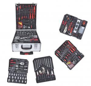 China Multifunction 186pcs Combination Hand Tool Set , Professional Household Socket Sets wholesale