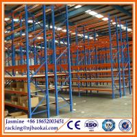 China High quality Q235 material longspan shelving factory wholesale