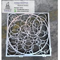 China SUDALU Aluminum CNC Curvel Panel for Decoration from China 2mm Aluminum Expanded Panel on sale