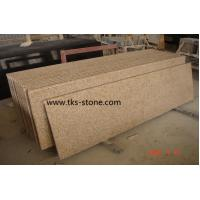 Quality G682,Sunset gold,Rusty yellow granite Kitchen Countertops,Natural stone countertops for sale
