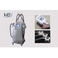 China Non - Invasive Fat Remove Cryolipolysis Slimming Machine / Rf Beauty Equipment wholesale
