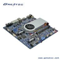 China Skylake i5 6200u CPU Industrial PC Motherboard , Mini Itx Dual Lan Motherboard 2 HDMI wholesale