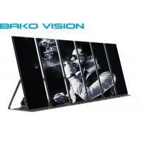 China Super Bright Advertising LED Display , Indoor Shop Window LED Mirror LED Screen wholesale
