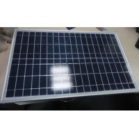 China 18V 140W Photovoltaic Solar Cells , Polycrystalline Solar Panel Double Sided Backsheet on sale