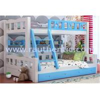 China Modern Style Full Size Furniture Bunk Beds For Young Children With Storage wholesale