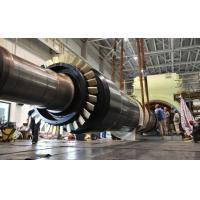 Quality Mechanical Generator Steam Turbine Wheel Rotor Forging 15Mw With High Strength for sale