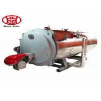 China Gas Oil Fired Thermal Conduction Oil Heater Boiler / Thermic Fluid Boiler for Plastic industry wholesale
