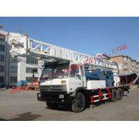 Buy cheap 300m Truck Mounted Water Well Drilling Rig TDDFT300DR Drilling Machine from wholesalers