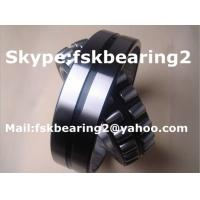 China Steel Cage Double Row Roller Bearing 23076 CC / W33 380mm x 560mm x 135mm wholesale