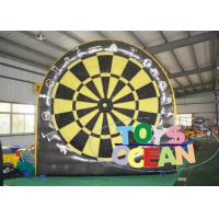 China Inflatable Sports Games Dart Football Toss Game Soccer Throwing Equipment wholesale
