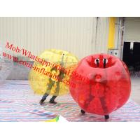 China bumper ball prices body bumper ball buddy bumper ball for adult zorb ball zorb ball rental on sale