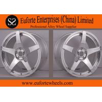 China SS wheels-Silver Car forged aluminum wheels Styling Caps , 19 inch wheels wholesale