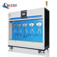 Buy cheap Robot Cable Bend Test Equipment / Stainless Steel Bending Test Apparatus from wholesalers
