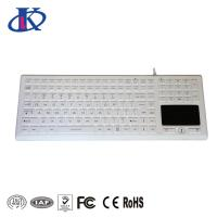 China IP68 Waterproof Keyboard with 122 keys including 24 function keys and numeric keypad wholesale