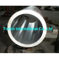 Quality EN10216-1 Heavy Wall Steel Tubing , 100mm Wall Thickness Round Structural Steel for sale
