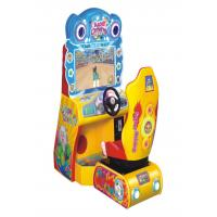 China Super driving Video Game Machines Coin Operated 32inch HD display baby racing wholesale