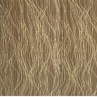 China Balustrades Flat Pvb Laminated Float Glass Waterproof With Gold Wire Embedded wholesale