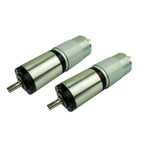 China 42mm 12V 24V DC 775 Reducer Motor With Planetary Gear Box on sale