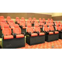 Buy cheap Design 5D Movie Theater With 6 Real Effects Machine And Motion Chair To The Park from wholesalers
