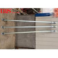 China Construction Formwork Screw Jack Shoring Posts 2000mm/3600mm For Supporting wholesale