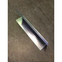 China Siver Aluminum Extrusion Profile , Industrial Aluminium Profiles For Curtain Wall Cove wholesale