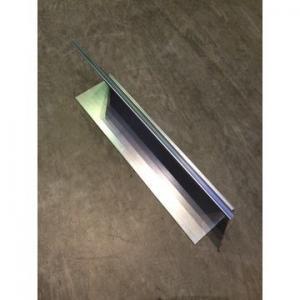 China Siver Aluminum Extrusion Profile , Industrial Aluminium Profiles For Curtain Wall Cove wholesale