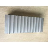 China 350MM Width Custom Aluminum Extrusion Profile for Motor ShellI wholesale