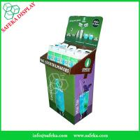 China Cardboard pop displays china Funko Free Standing Promotion Rack Supermarket advertising dump bin display for cups wholesale