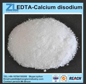 China EDTA-Calcium disodium Ca 9.5~10.5% wholesale