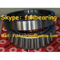 China Customized Steel Cage Brass Cage Black Chamfering Cup Cone Bearings wholesale
