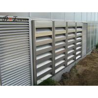 China Acoustic sun louver on sale