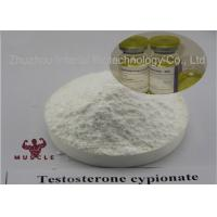 Effective Strongest Testosterone Steroid Test Cyp Testosterone Cypionate 200mg CAS 58-20-8