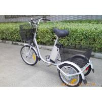 Buy cheap 4 - 6h Charging time lightweight adult tricycle , 35Kg N.W special needs from wholesalers